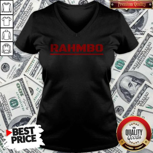Official Rahmbo Golf Official V-neck