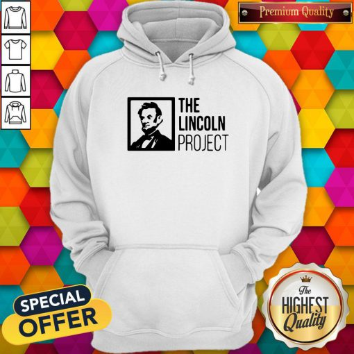 Supper The Lincoln Project Youth Hoodie