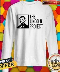 Supper The Lincoln Project Youth Sweatshirt
