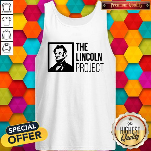 Supper The Lincoln Project Youth Tank Top