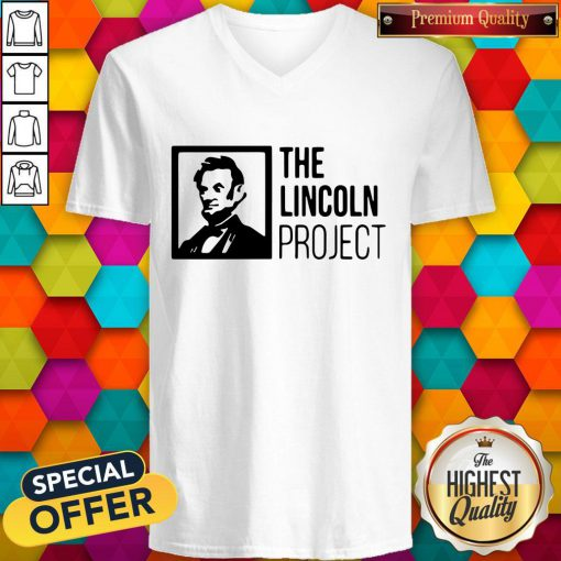 Supper The Lincoln Project Youth V-neck