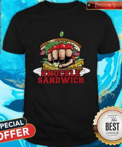 Sweet Vintage Knuckle Sandwich Shirt