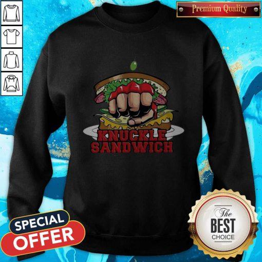Sweet Vintage Knuckle Sandwich Sweatshirt