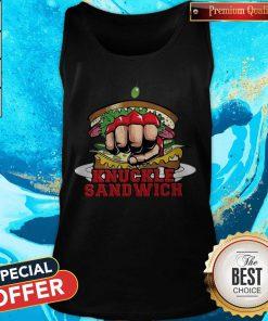 Sweet Vintage Knuckle Sandwich Tank Top