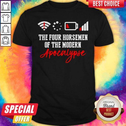 Vip The Four Horsemen Of The Modern Apocalypse Shirt
