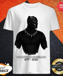 Formal RIP Black Panther's Chadwick Boseman Shirt