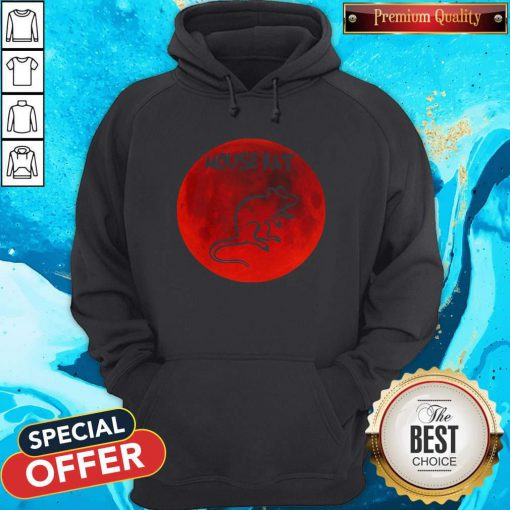 Funny Mouse Rat Sunset Hoodie