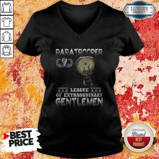 Good Paratrooper League Of Extraordinary Gentlemen V-neck