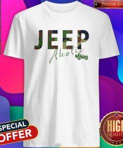 Love I Like Jeep Aholic Shirt