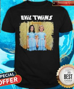 Maybe Evil Twins shirt