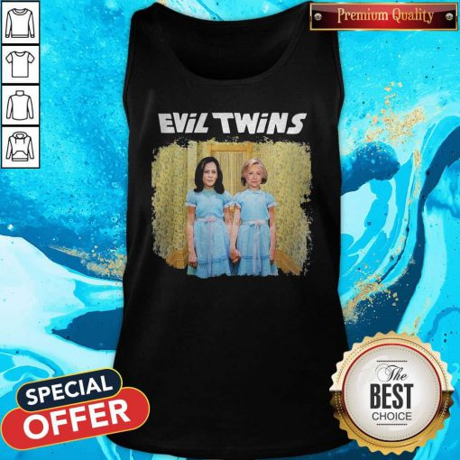 Maybe Evil Twins Tank Top
