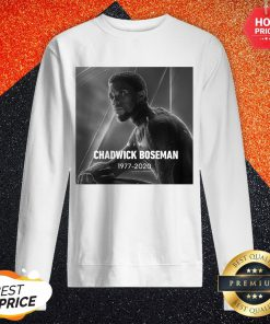 Official Black Panther Thank You For The Memories Signature Sweatshirt