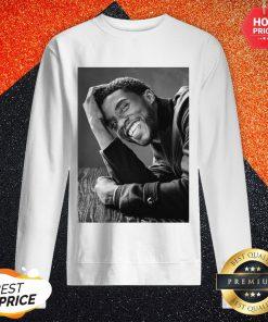 Premium Chadwick Boseman Sweatshirt