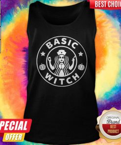 Premium Nurse Basic Witch Tank Top