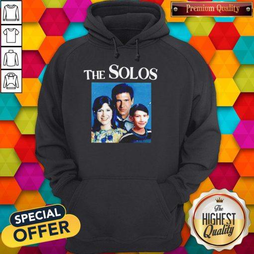 Sweet The Solos Family Star War Hoodie