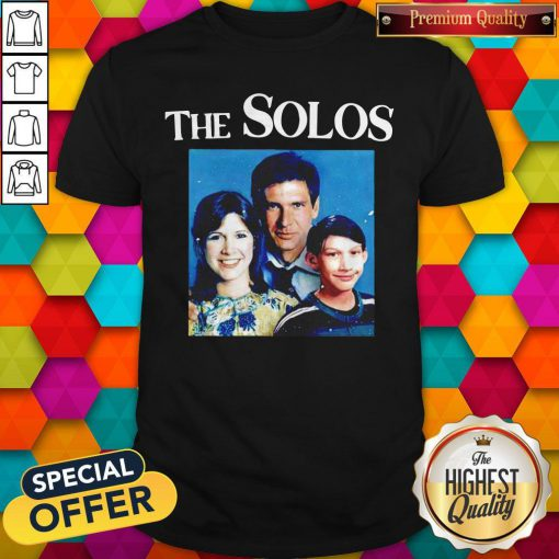 Sweet The Solos Family Star War Shirt