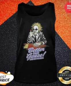 Better Call Geuse Third Time's The Charm Tank Top