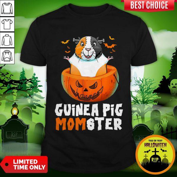 Funny Guinea Pig Monster Shirt