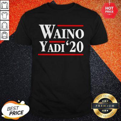 Funny Waino Yadi' 20 Shirt