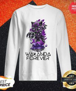 Great Chadwick Boseman Wakanda Forever 1977 2020 Sweatshirt