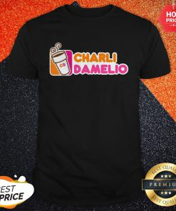 Maybe Charli Coffee T-Shirt