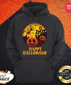 Official Scary Happy Halloween Vibes Hoodie