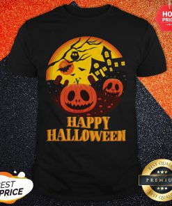 Official Scary Happy Halloween Vibes Shirt