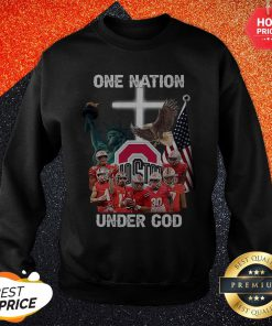 Ohio State Buckeyes One Nation Under God Sweatshirt