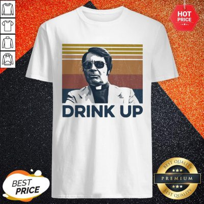 True Crime Drink Up Vintage Shirt
