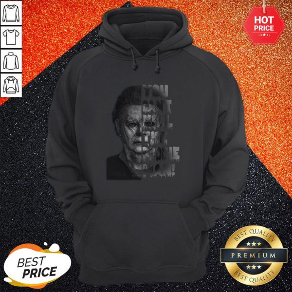 Vip Horror Movie Characters You Can't Kill The Boogey Man Hoodie