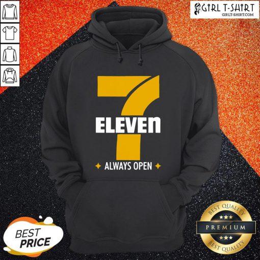 7 Eleven Always Open Hoodie