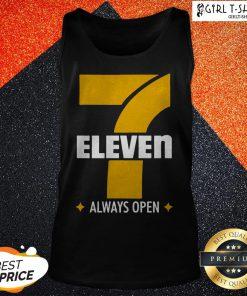 7 Eleven Always Open Tank Top