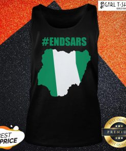 Chees Funny Lewis Hamilton Wears Endsars Tank Top - Design By Girltshirt.com