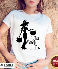 Cute Halloween This Witch Lifts Shirt