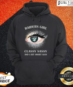 Eyes Oklahoma Raiders Classy Sassy And A Bit Smart Assy Hoodie
