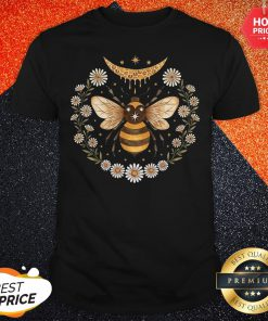 Funny Bee Honey Moon Shirt