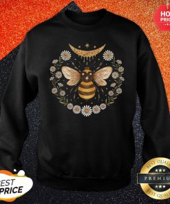 Funny Bee Honey Moon Sweatshirt