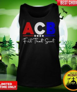 Great Acb Fill That Seat Tank Top