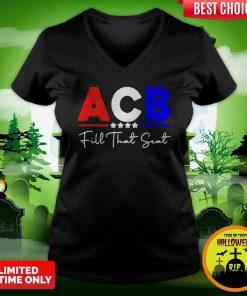 Great Acb Fill That Seat V-neck