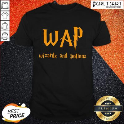 Harry Potter Wap Wizards And Potions Shirt