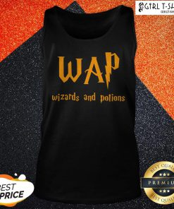 Harry Potter Wap Wizards And Potions Tank Top
