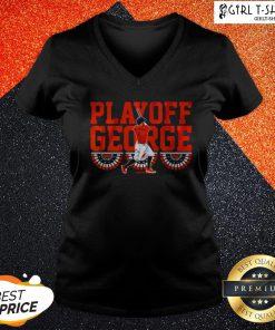 Houston Astros George Springer Playoff George V-neck