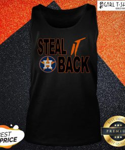 Houston Astros Steal It Back Tank Top