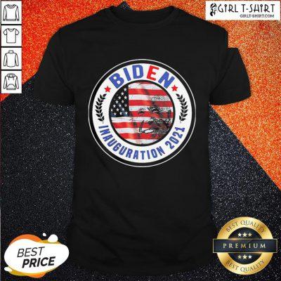 How Biden Inauguration 2021 American Flag Shirt - Design By Girltshirt.com
