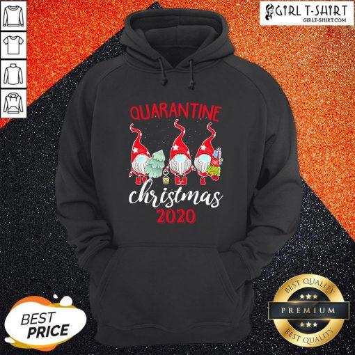 How Gnomies Quarantine Christmas 2020 Hoodie - Design By Girltshirt.com