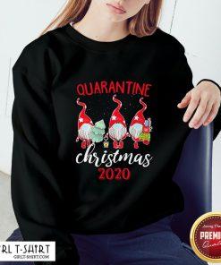 How Gnomies Quarantine Christmas 2020 Sweatshirt - Design By Girltshirt.com