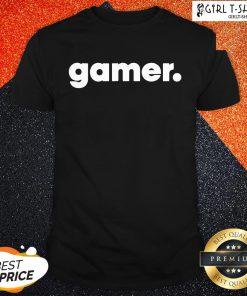 Lotus Gamer Gaming Shirt - Design By Girltshirt.com