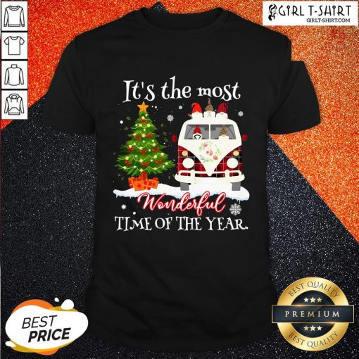 Merry Christmas Gnomies It's The Most Wonderful Time Of The Year Shirt - Design By Girltshirt.com