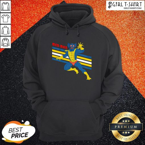 New Funny Mer Man Masters Of The Universe Hoodie - Design By Girltshirt.com