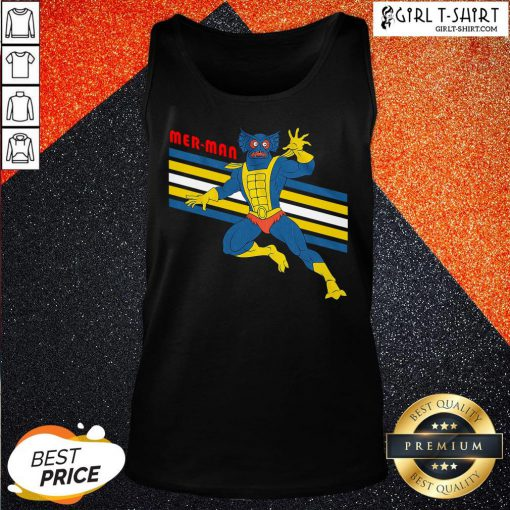 New Funny Mer Man Masters Of The Universe Tank Top - Design By Girltshirt.com